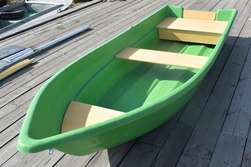 продажа лодок гребных из стеклопластика