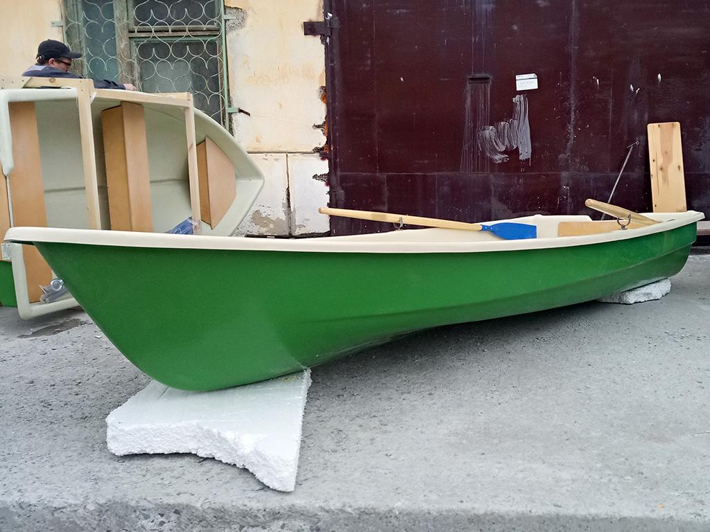 Купить лодку стеклопластиковую в новосибирске