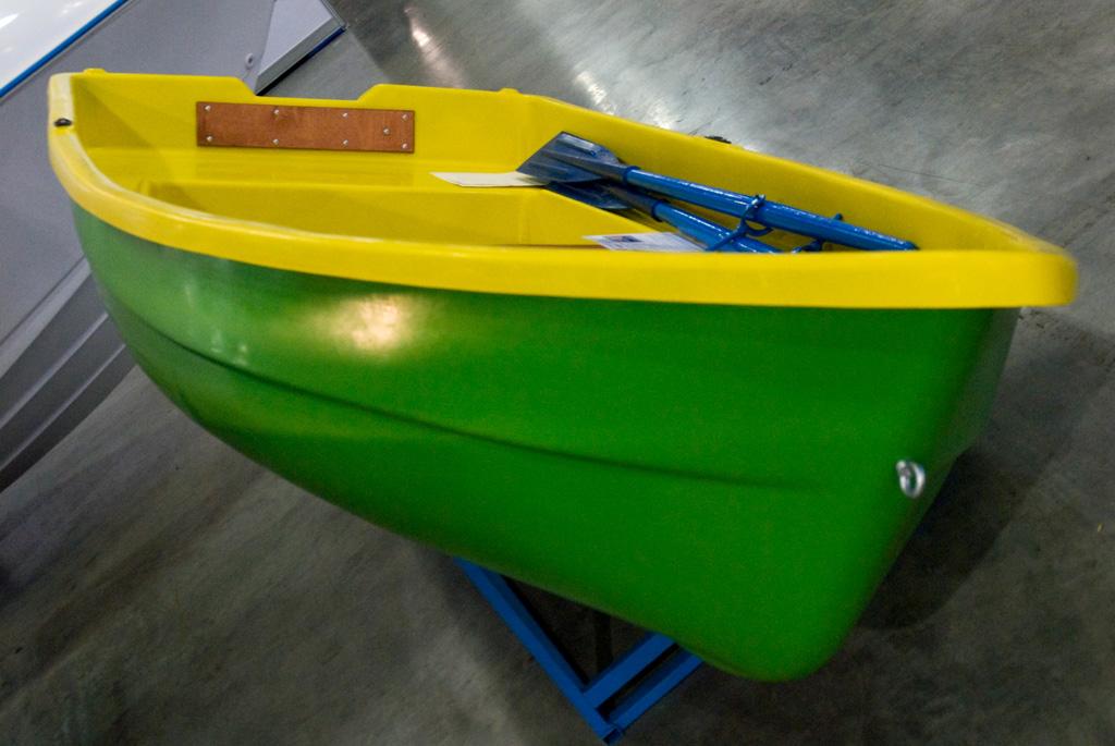 лучшая моторная пластиковая лодка
