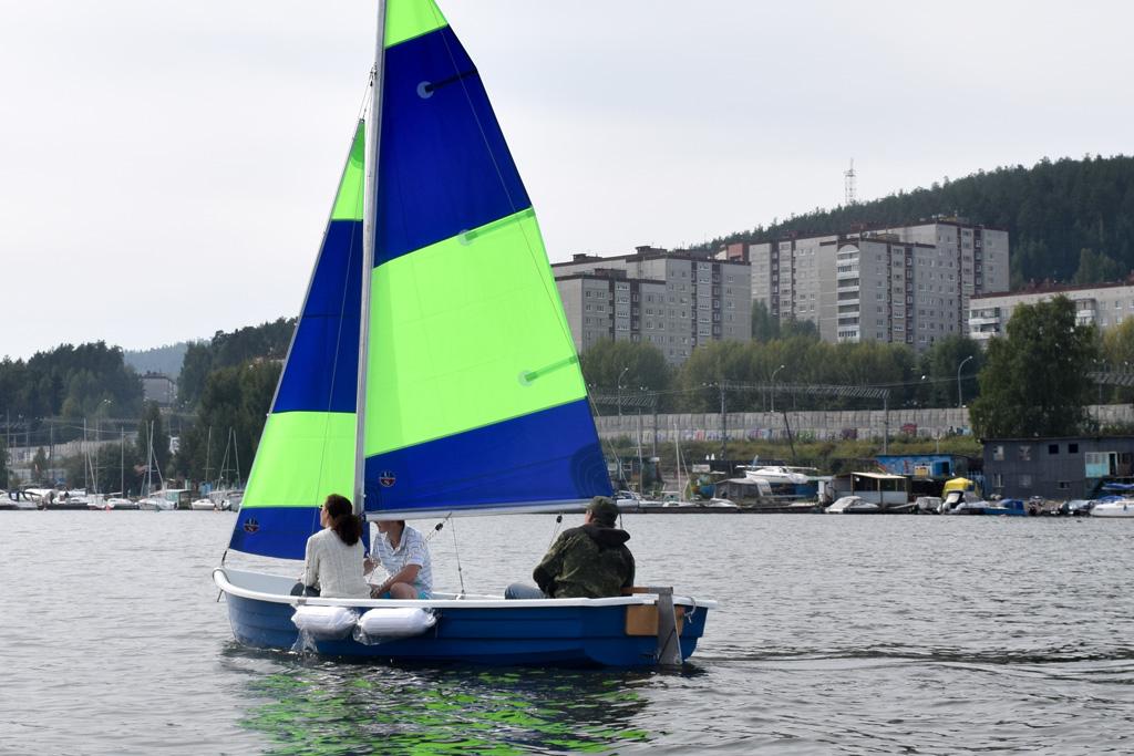 Лодка тортилла-395 комби