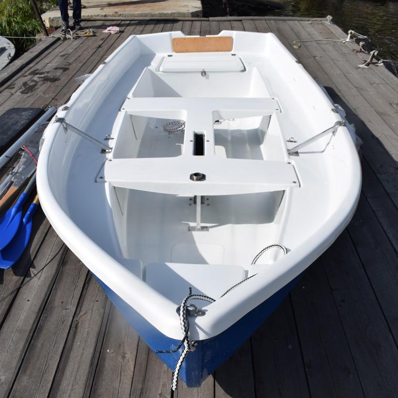 Пластиковая лодка Тортилла 235 Картоп