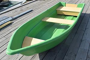 Моторно-гребная лодка Легант-340