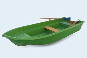 Моторно-гребная лодка Легант-345
