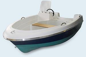 Стеклопластиковая моторная лодка Легант-350