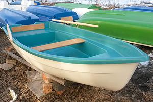 Стеклопластиковая лодка Тортилла-4