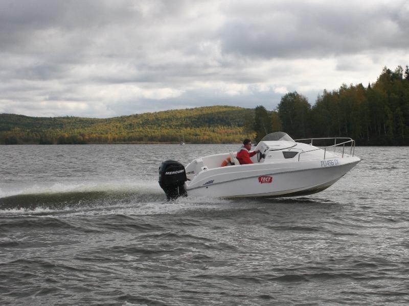 лодка легант-515к